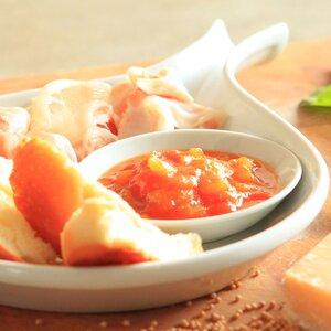 Chutney de manzana y jitomate