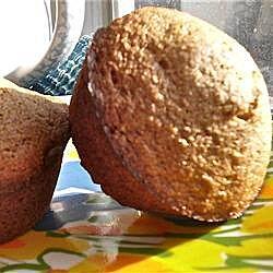 Mini muffins de manzana