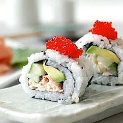 Rollo California (Sushi)