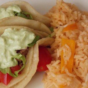 Salsa verde para tacos dorados