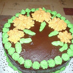 Pastel de chocolate jugoso