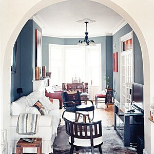 14 Living Room And Dining Makeovers Real Simple