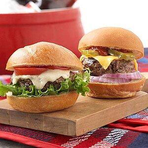 Hamburger Steak Sliders