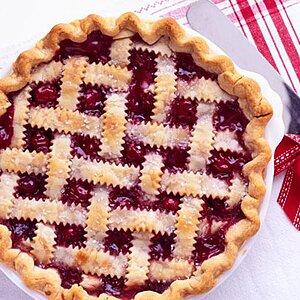 Spiced Cherry Pie