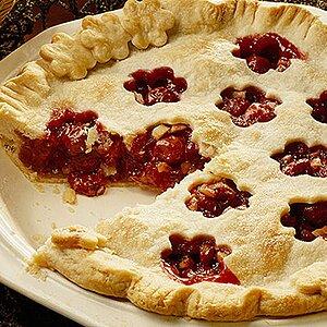 Cherry-Almond Pie