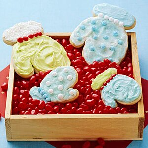 Butter Cookie Cutouts