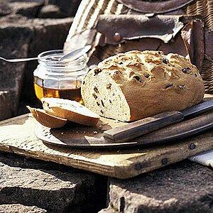 North Woods Rye Bread