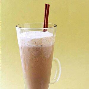 Hot Coffee Latte Eggnog