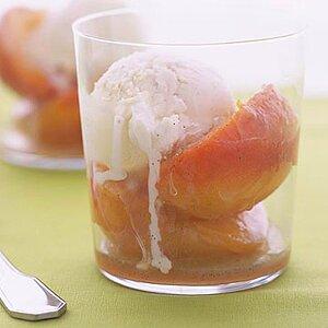 Vanilla Roasted Fruit