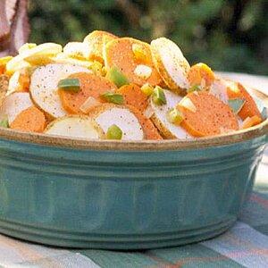 Calico Potatoes