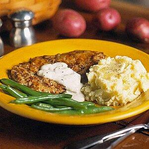 Traditional Chicken-Fried Steak