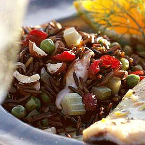 Touch of the Wild Rice