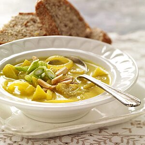 Missouri Apple Soup