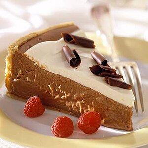 Sublime Chocolate Cheesecake