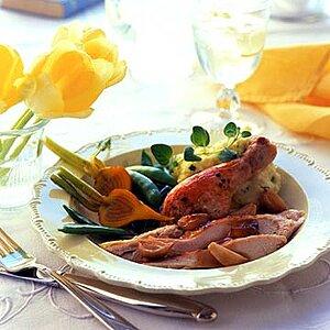 Garlic Chicken Italiano