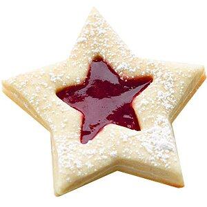 Shining Star Sandwich Cookies