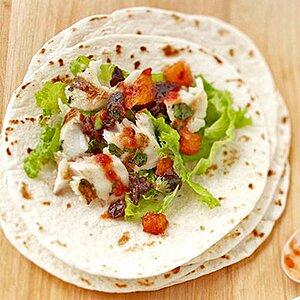 North Woods Fish Tacos