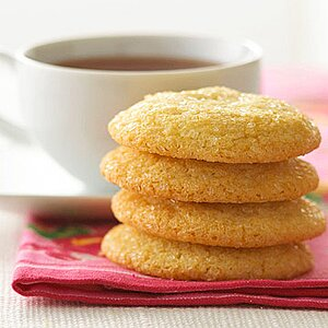 Aunt Hilda's Sugar Dream Cookies
