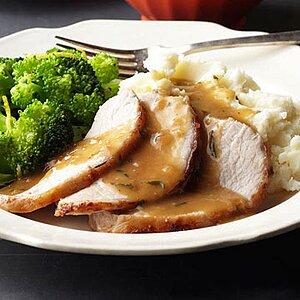 Wine-Marinated Pork Roast