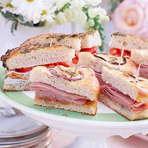 Country Ham Sandwiches