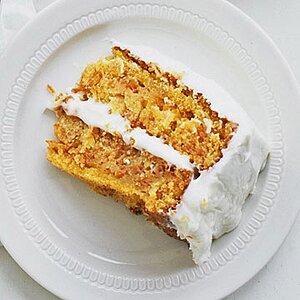 Ginger Carrot Cake