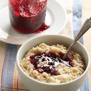 Sour Cherry-Almond Conserve