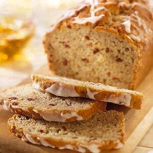 Cran-Banana Bread