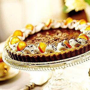 Chocolate-Grand Marnier Tart