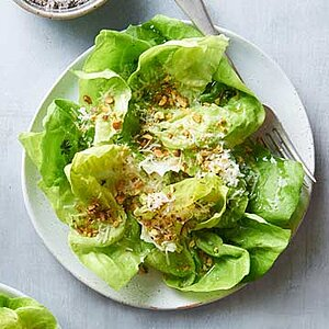 Spring Salad with Lemon-Thyme Dressing