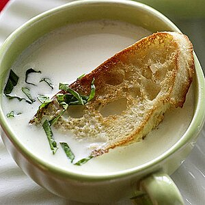 Creamy Brie Soup