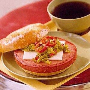 Full-of-Bologna Sandwich