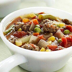 Kansas City Steak Soup