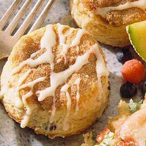Honey-Nut Biscuits