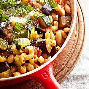 One-Pan Harvest Pasta