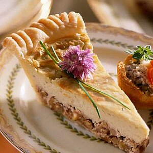 Blue Cheese Tart