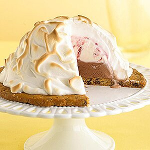 To Each His Own Baked Alaska