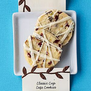 Classic Cup Cafe's Christmas Cookies