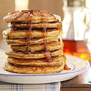 Four-Grain Pancakes