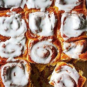 Fluffiest Cinnamon Rolls