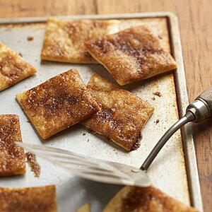 Easy Spiced Pastries
