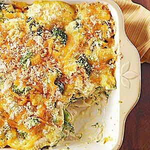 Chicken-Broccoli Bake