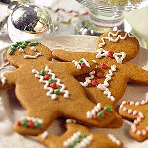Best-of-the-Season Gingerbread Cookies