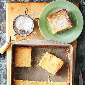 Missouri Gooey Butter Cake