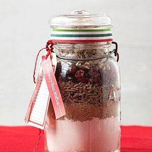 Gift in a Jar: Cranberry Bran Muffins