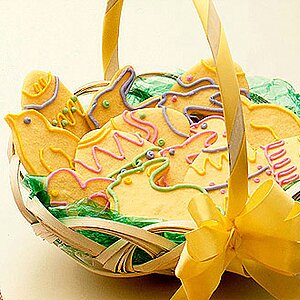 Easter Sugar Cookie Cutouts