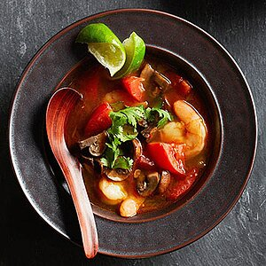 Spicy Shrimp Tom-Yum