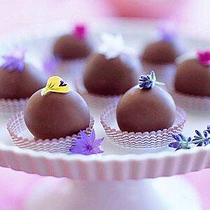 Creamy Peanut Butter Truffles