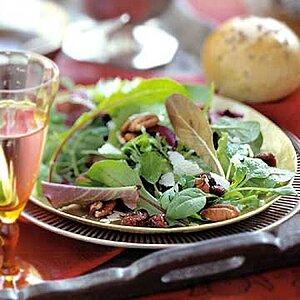 Cherry-Pecan Tossed Salad