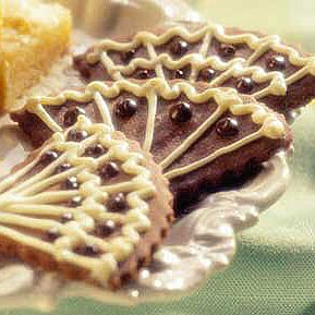 Marvelous Chocolate Marzipan Cookies