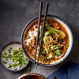 Chili-Ginger Mung Bean Soup